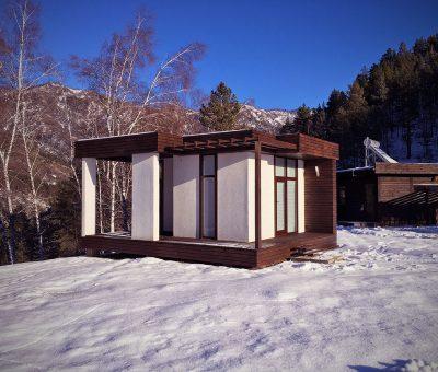 Четвертый домик в Айтау