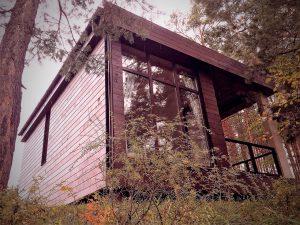 вид гостевого домика Айтау