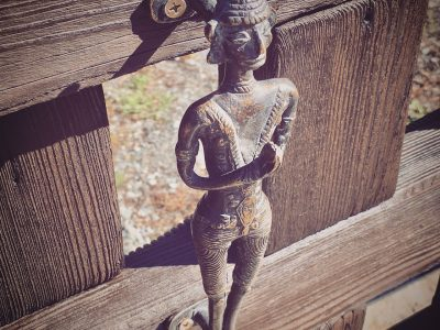 детали, ручка на входной двери