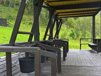 площадка для стрельбы