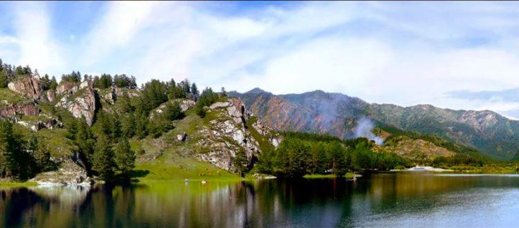 Чемальские красоты природы