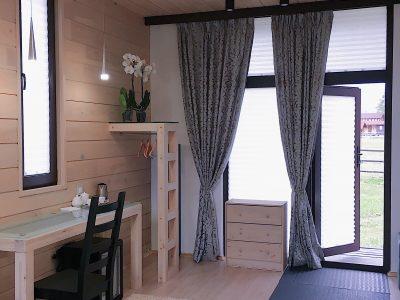 Интерьер гостевого дома в спортинг-отеле Айтау на Алтае