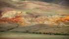 Марс в горных пейзажах алтая